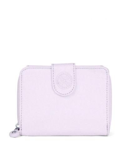 Kipling New Money Zip-Around Wallet-PINK-One Size