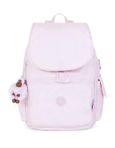 Kipling Ravier Backpack-PINK-One Size