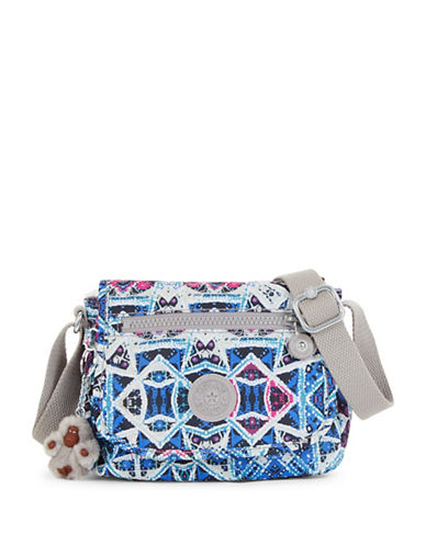 Kipling Sabian Multicolour Crossbody Bag-SKY-One Size
