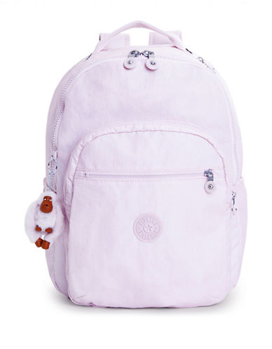 Kipling Seoul Backpack-PINK-One Size