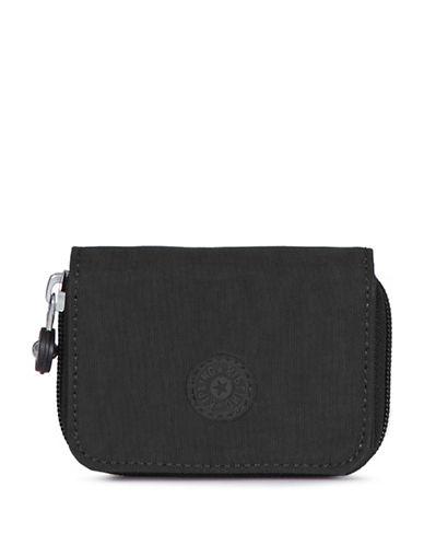 Kipling Tops Zip-Around Wallet-BLACK-One Size