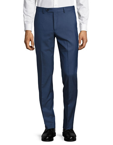1670 Flex Stretch Trousers-BLUE-40X30