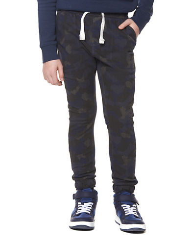 Dex Camo Jogger Pants-BLUE-8-10