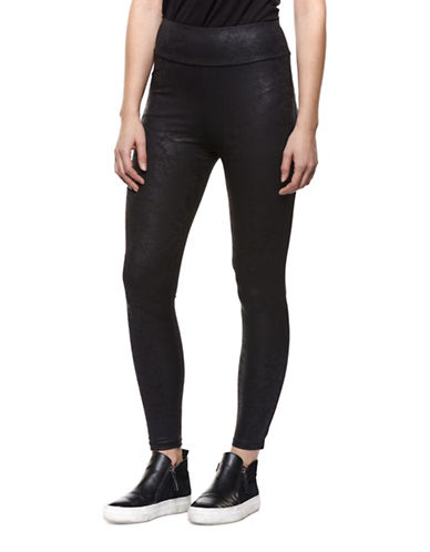 Dex Coated Leggings-BLACK-X-Small 89638239_BLACK_X-Small