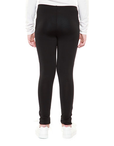 Dex Coated Moto Leggings-BLACK-Medium