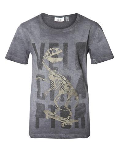 Dex Acid Wash Graphic Print T-Shirt-CHARCOAL-Small 88513076_CHARCOAL_Small