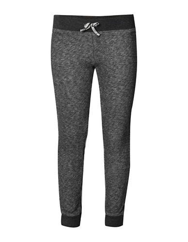 Dex Contrast Trim Jogger Pants-GREY-Large 88723340_GREY_Large