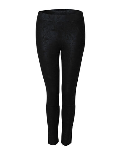 Dex Shiny Leggings-BLACK-X-Small 88842931_BLACK_X-Small