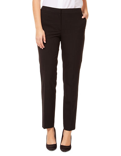 Dex Straight-Leg Pants-BLACK-Small
