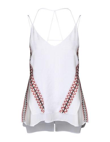 Dex Embroidered Strappy Top-WHITE-Small 89192762_WHITE_Small