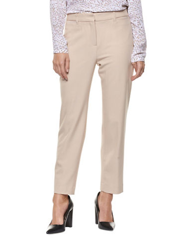 Dex Dress Pants-BEIGE-Medium