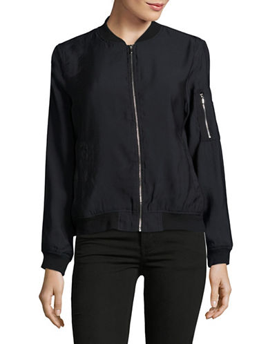 Dex Lightweight Bomber Jacket-BLACK-Medium 89030172_BLACK_Medium