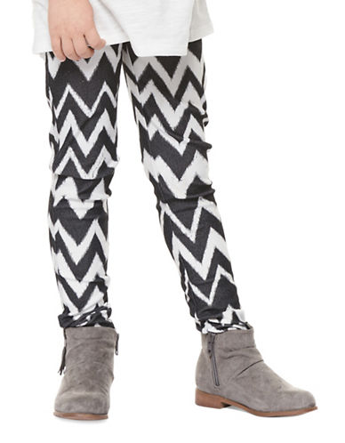 Dex Printed Leggings-BLACK-Medium 89010064_BLACK_Medium