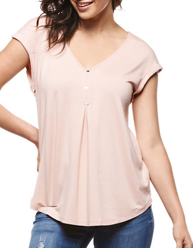 Dex Criss-Cross Back Top-PINK-Small 89156938_PINK_Small