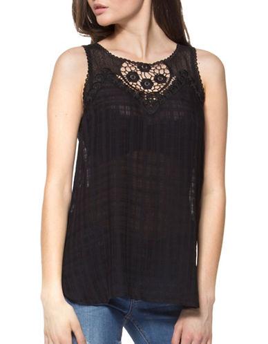 Dex Crochet Detailed Top-BLACK-Large 89143139_BLACK_Large