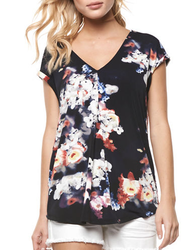 Dex Floral Patterned Top-MISCELLANEOUS-Small 89157055_MISCELLANEOUS_Small