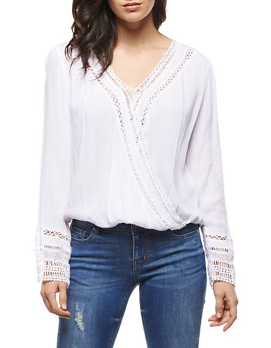 Dex Crocheted Crossover Top-WHITE-Medium 89030090_WHITE_Medium