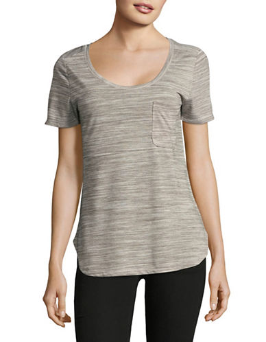 Dex Scoop Neck T-Shirt-GREY-Large 89454267_GREY_Large