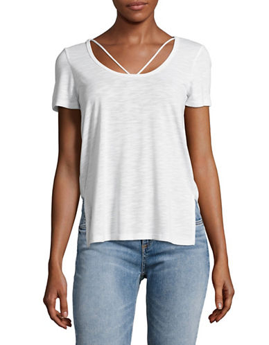 Dex Strappy Scoop Neck Tee-WHITE-Small 89156917_WHITE_Small