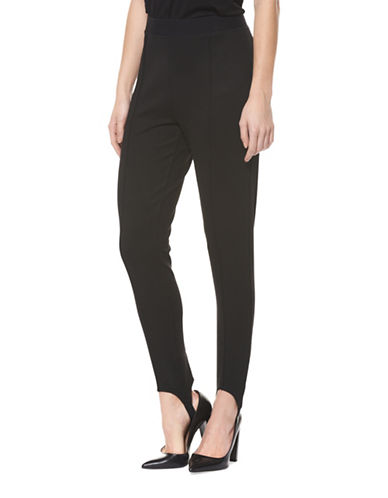 Dex Stirrup Pants-BLACK-Small
