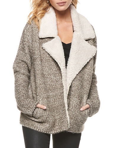 Dex Sherpa Interior Jacket-NATURAL-Small 89568734_NATURAL_Small