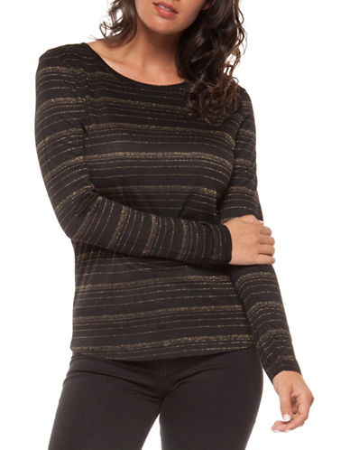 Dex Scoop Neck Top-BLACK-Large 89638282_BLACK_Large