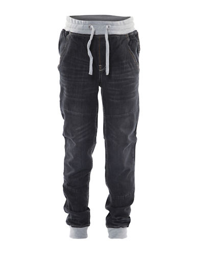 Dex Denim Joggers-BLACK-14-16 89296495_BLACK_14-16