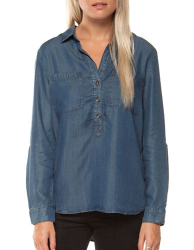 Dex Roll Up Popover Top-BLUE-Medium 89612103_BLUE_Medium