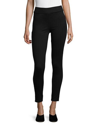 Dex Stretch Solid Leggings-BLACK-Medium 89612033_BLACK_Medium