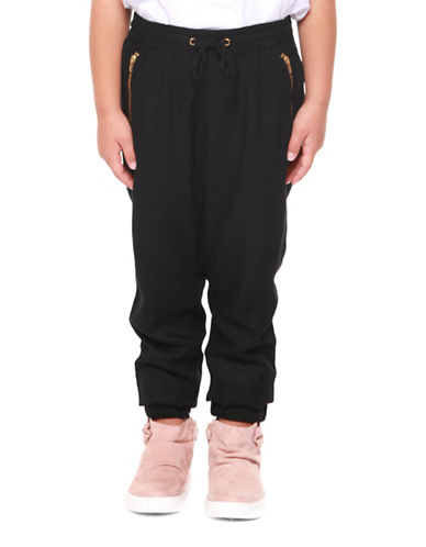 Dex Pull-On Jogger Pants-BLACK-4