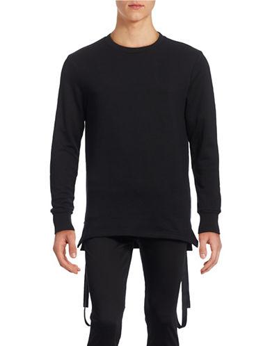 Hip And Bone Parachute Sweatshirt-BLACK-Large 88703833_BLACK_Large