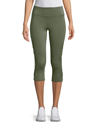 Marc New York Performance Classic Capri Leggings-AVOCADO-X-Small 90017100_AVOCADO_X-Small