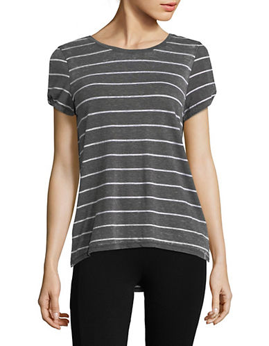 Marc New York Performance Twisted Cold Shoulder Tee 90079724