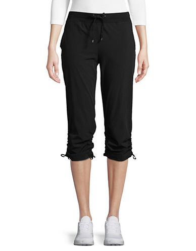 Marc New York Performance Commuter Active Cinched Cuff Pants-BLACK-X-Large 90017090_BLACK_X-Large