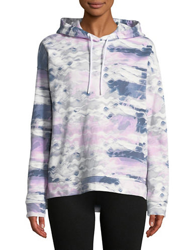 Marc New York Performance Printed Cotton Hoodie-MULTI-Small 89970581_MULTI_Small