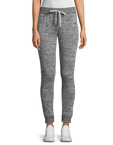 Marc New York Performance Marled Jogger Pants-GREY-Large