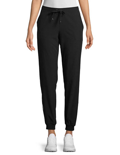 Marc New York Performance Side Stripe Jogger Pants-BLACK-X-Large 89749859_BLACK_X-Large