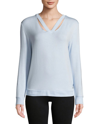 Marc New York Performance Cold Clavicle Sweatshirt-POWDER BLUE-X-Large 89749870_POWDER BLUE_X-Large