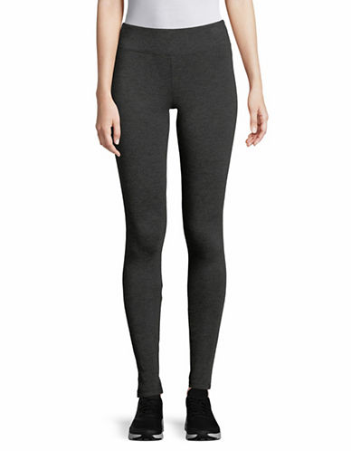 Marc New York Performance Classic Long Leggings-GREY-Medium