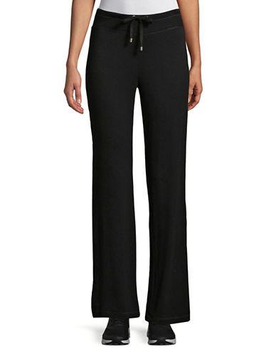 Marc New York Performance Open Bottom Thermal Pants-BLACK-X-Small 89704544_BLACK_X-Small