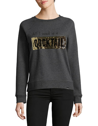 Marc New York Performance Graphic Sequin Pullover-GREY-Large 89637593_GREY_Large