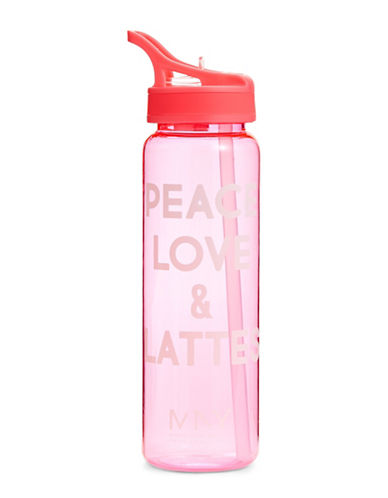 Marc New York Performance Water Bottle Gift With Purchase-PINK-One Size