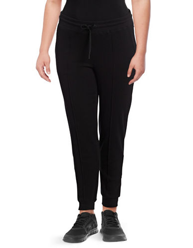 Marc New York Plus Thermal Joggers-BLACK-3X