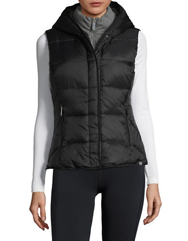 Marc New York Performance Hooded Puffer Vest-BLACK-X-Large 89589124_BLACK_X-Large