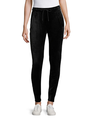 Marc New York Performance Velour Jogger Pants-BLACK-Small 89637551_BLACK_Small