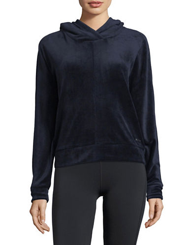 Marc New York Performance Velour Pullover Hoodie 89637578