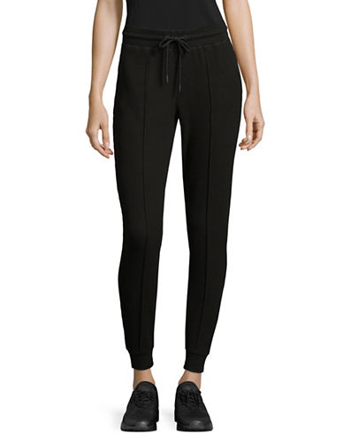 Marc New York Performance Pleated Jogger Pants-BLACK-Medium 89589062_BLACK_Medium