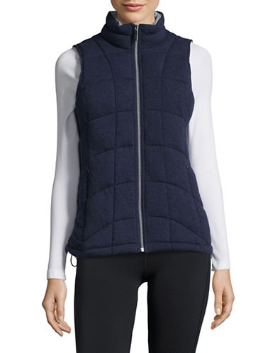 Marc New York Performance Knit Puffer Vest-NAVY-X-Small 89335106_NAVY_X-Small