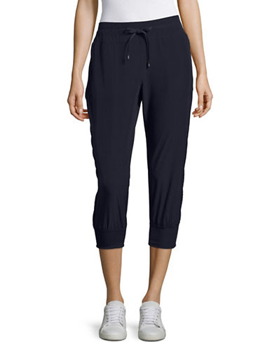 Marc New York Performance Commuter Active Crop Pants-DARK NAVY-Large 89103533_DARK NAVY_Large