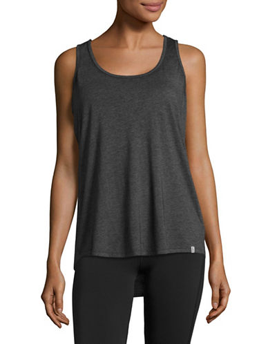 Marc New York Performance Keyhole Back Tank Top-BLACK-X-Small 89236131_BLACK_X-Small